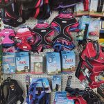 Picture of dog harnesses