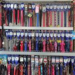 Picture of dog leads